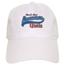 World's Most Awesome Uncle Baseball Cap