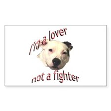 Moo the Pitboo Spreads Dog Fi Decal