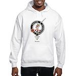 Gunn Clan Crest Badge Hooded Sweatshirt