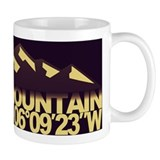 Copper Mountain Small Mug