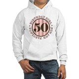 Fun & Fabulous 50th Birthday Hoodie Sweatshirt