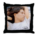 Renoly Daydreaming 'Autograph' Throw Pillow