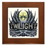 Twilight New Blue Framed Tile