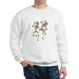 Dancing Skeletons Sweatshirt