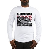 Afghanistan Long Sleeve T-Shirt