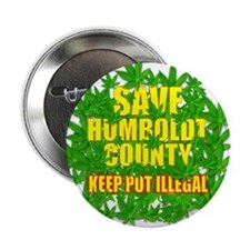 "Save Humboldt County 2.25"" Button (10 pack)"