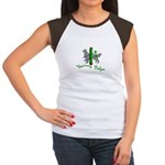 Veterinary Dialysis Women's Cap Sleeve T-Shirt