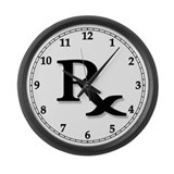 Pharmacy Clocks Large Wall Clock