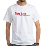 Jean-Luc Picard - Make It So Shirt