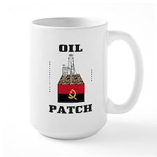 Angola Oil Patch Mug