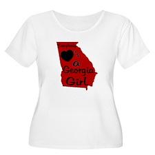 Everybody Loves a GA Girl (RB T-Shirt