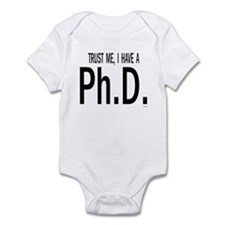 Trust me, I have a Ph.D.    BOW Body Suit