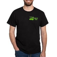 Pickle Conspiracy Black T-Shirt 2