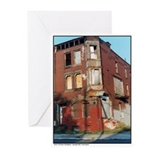 Pkg. of 6 Greeting Cards - Blank Inside