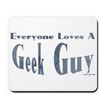 Love a Geek Mousepad