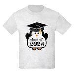 Penguin Class of 2025 Kids Light T-Shirt