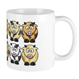 Ten Cow Mug