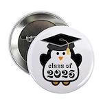 "Penguin Class of 2026 2.25"" Button"