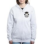 Penguin Class of 2026 Women's Zip Hoodie