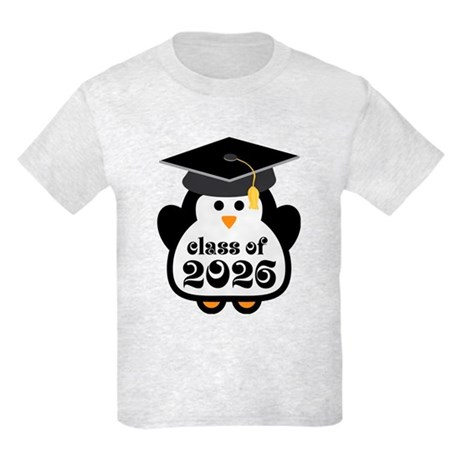 Penguin Class of 2026 Kids Light T-Shirt