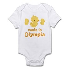 Made in Olympia Infant Bodysuit