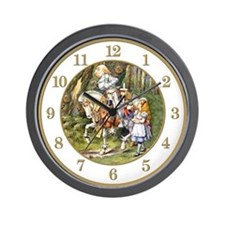 ALICE IN WONDERLAND CLOCKS Wall Clock