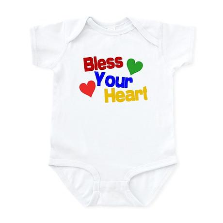 Bless Your Heart Infant Bodysuit