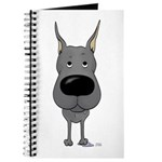 Big Nose Great Dane Journal