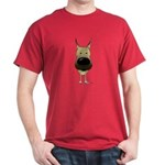 Big Nose Great Dane Dark T-Shirt