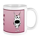 Great Dane Mom Small Mug