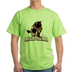 Mega Piranha Green T-Shirt