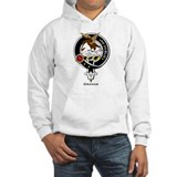 Graham Clan Crest Badge Hoodie