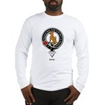 Gow Clan Crest badge Long Sleeve T-Shirt