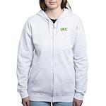 UCC Women's Zip Hoodie