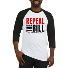 Funny Repeal bill Baseball Jersey