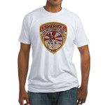 La Paz County Sheriff K9 Fitted T-Shirt