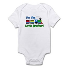 Little Brother TRAIN Onesie