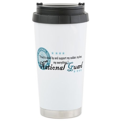 Logo Ceramic Travel Mug