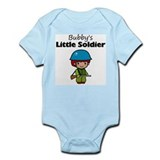 Bubby's Little Soldier Infant Bodysuit