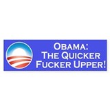 Obama: The Quicker Fucker Upper! v2 10 Pack