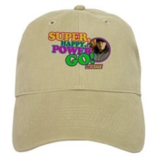 Super Happy Power Go Baseball Cap