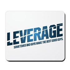Leverage Mousepad