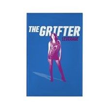 Leverage Grifter Rectangle Magnet