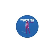 Leverage Grifter Mini Button (10 pack)