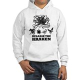 Release the Kraken and beasts Sweatshirt