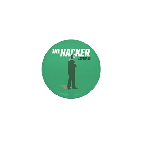Leverage Hacker Mini Button (10 pack)