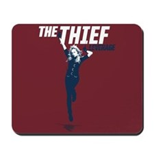 Leverage Thief Mousepad