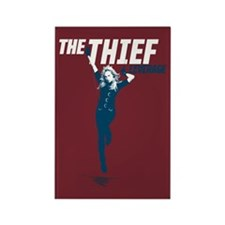 Leverage Thief Rectangle Magnet