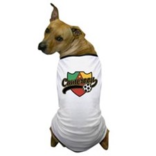 Cameroon Soccer Dog T-Shirt