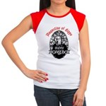 Augustine Homeboy Women's Cap Sleeve T-Shirt